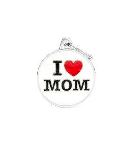 MyFamily Tag - I Love Mom