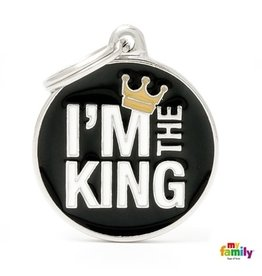 MyFamily Tag - I'm The King