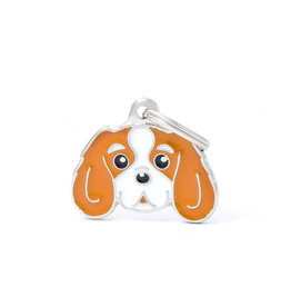 MyFamily Tag - Cavalier King Charles