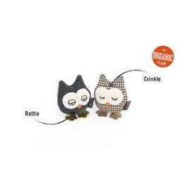 Play Feline Frenzy Catnip Toy - Owls