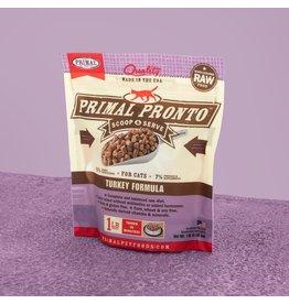 Primal Primal Pronto Feline Turkey, 1lb