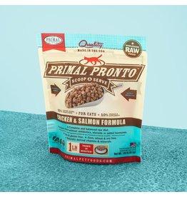 Primal Primal Pronto Feline Chicken & Salmon, 1lb