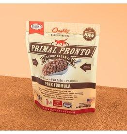 Primal Primal Pronto Feline Pork, 1lb