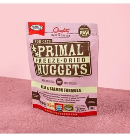 Primal Primal Freeze-Dried Beef & Salmon, 5.5oz