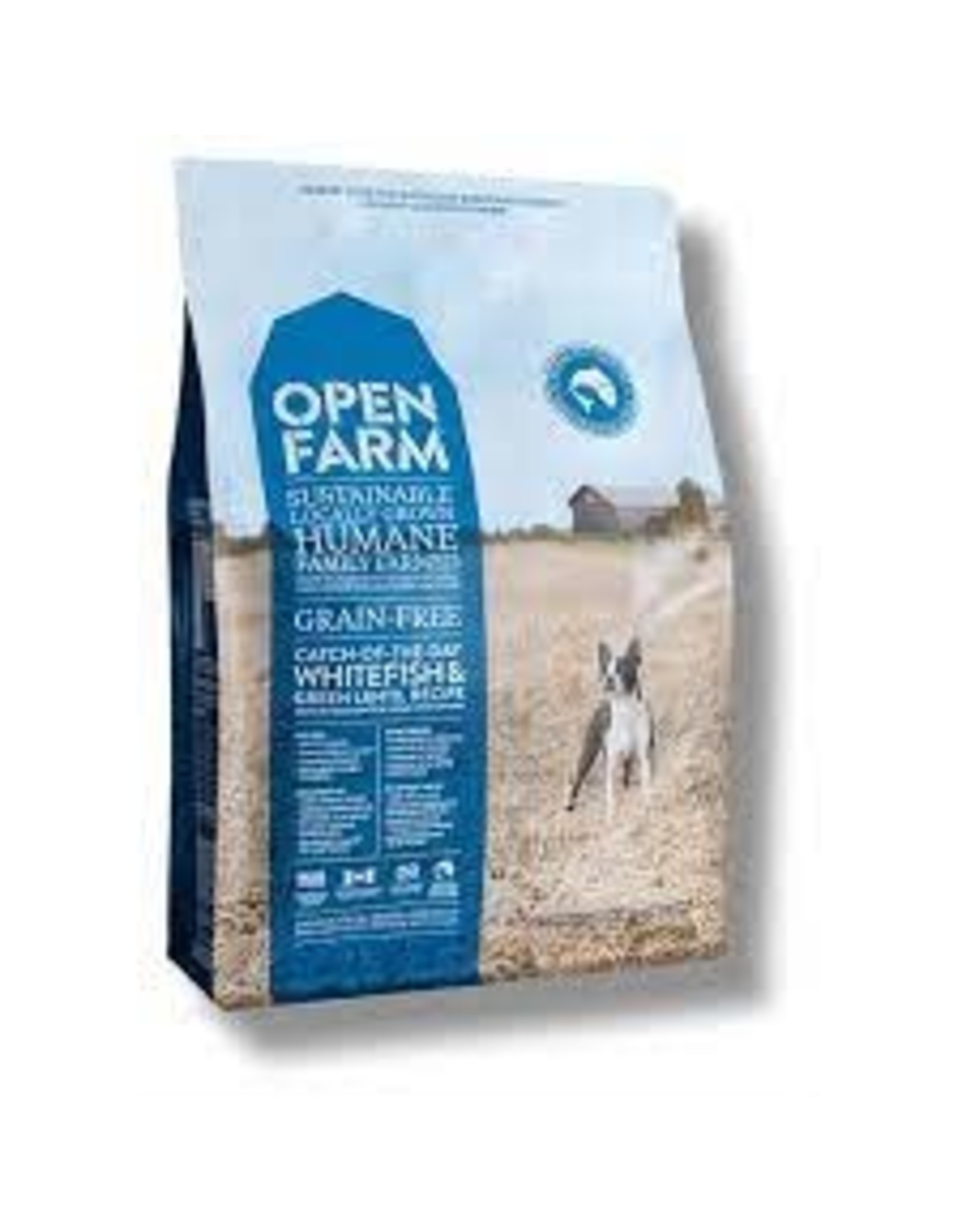 Open Farm Catch-of-the-Season Whitefish & Green Lentil
