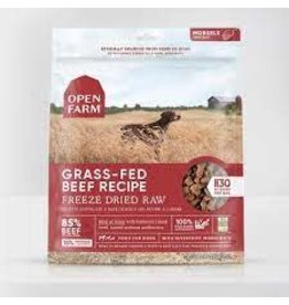 Open Farm Grass Fed Beef Freeze-Dried Morsels