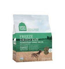 Open Farm Homestead Turkey Freeze-Dried Raw