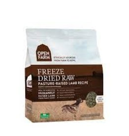 Open Farm Pasture-Raised Lamb Freeze-Dried Raw