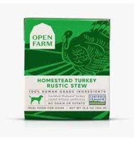 Open Farm Turkey Rustic Stew, 12.5oz