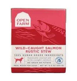 Open Farm Wild Caught Salmon Rustic Stew, 12.5oz