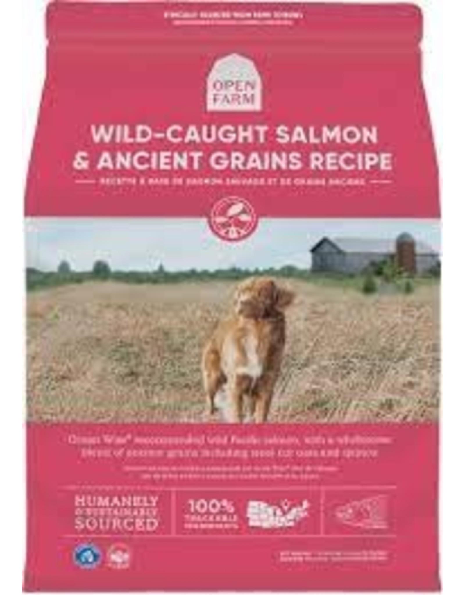 Open Farm Wild Salmon - Ancient Grain