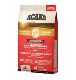 Acana Healthy Grains Ranch Raised Red Meat