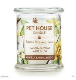 One Fur All Candle - Vanilla Sandalwood, 8.5oz