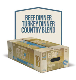 Big Country Raw BCR - Grab n' Go Country Deal, 18lb
