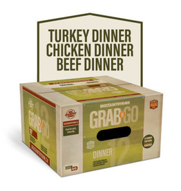 Big Country Raw BCR - Grab n' Go Dinner Deal, 12lb