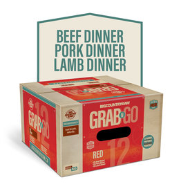 Big Country Raw BCR - Grab n' Go Red Deal, 12lb