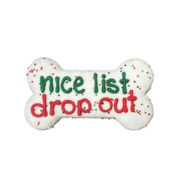 """Bosco & Roxy's Nice List Drop Out 6"""" Bone"""