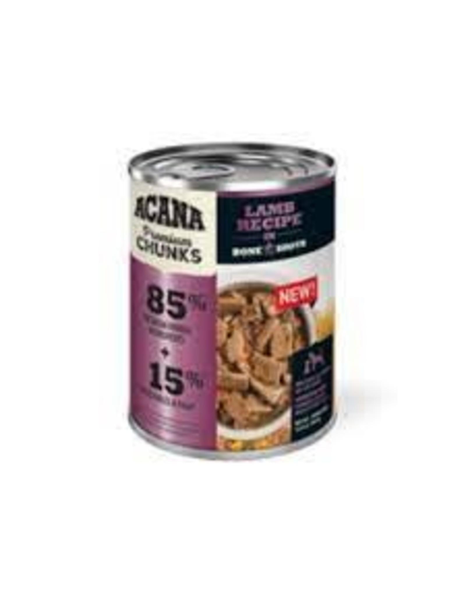 Acana Acana Lamb Recipe in Bone Broth, 12.8oz