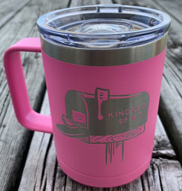 KINDRED SPIRIT INSULATED MUG PINK