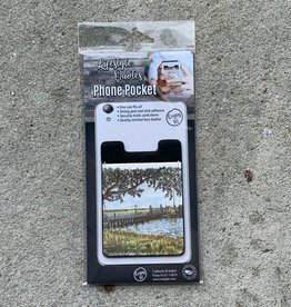 OLD BRIDGE PHONE POCKET
