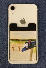 MAILBOX & BENCH PHONE POCKET