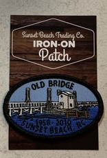 OLD BRIDGE PATCH
