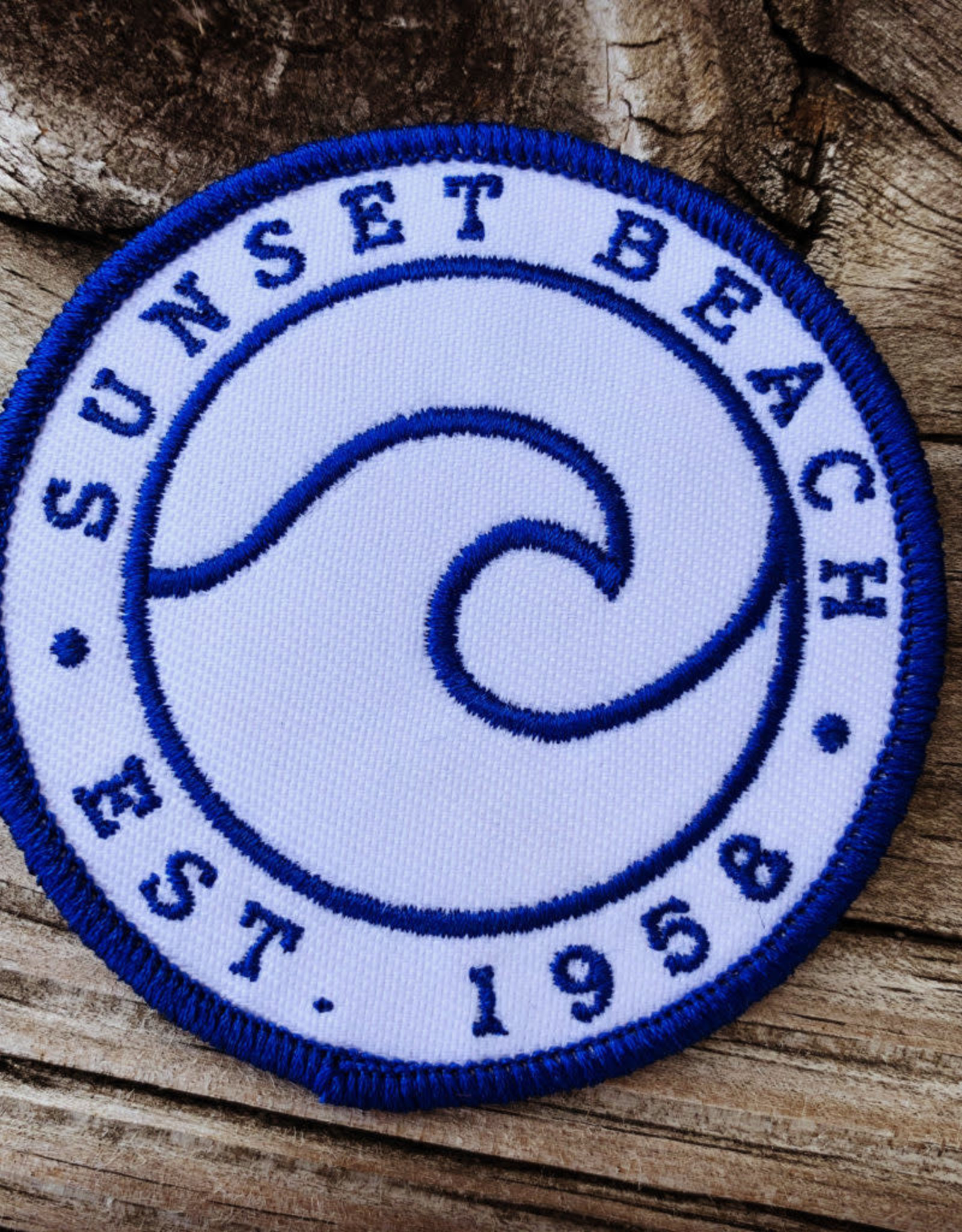 SB SURF CIRCLE PATCH