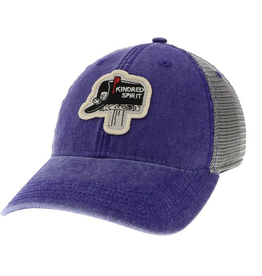 KINDRED SPIRIT DTA CAP PURPLE