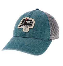 KINDRED SPIRIT DTA CAP TEAL