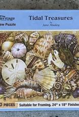 TIDAL TREASURES PUZZLE 550PCS