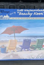 BEACHY KEEN PUZZLE 550PCS