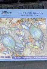 BLUE BOUNTY PUZZLE 1,000PCS