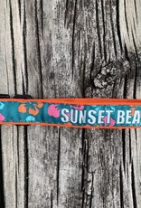 SM HIBISCUS PET COLLAR