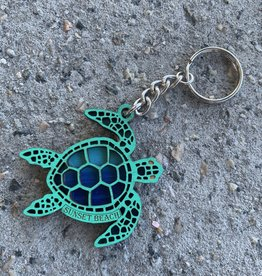 HOLY TURTLE KEYCHAIN