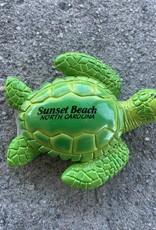 SEA TURTLE PVC MAGNET