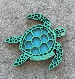 HOLY TURTLE MAGNET