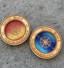 COMPASS CIRCLE MAGNET