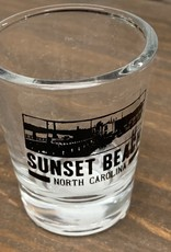 HISTORIC BRIDGE SHOTGLASS