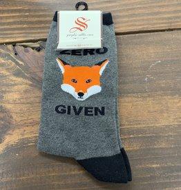 ZERO FOX GIVEN WOMENS SOCK
