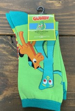 GUMBY & POKEY WOMENS SOCK