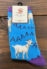 SCREAMING GOATS WOMENS SOCK