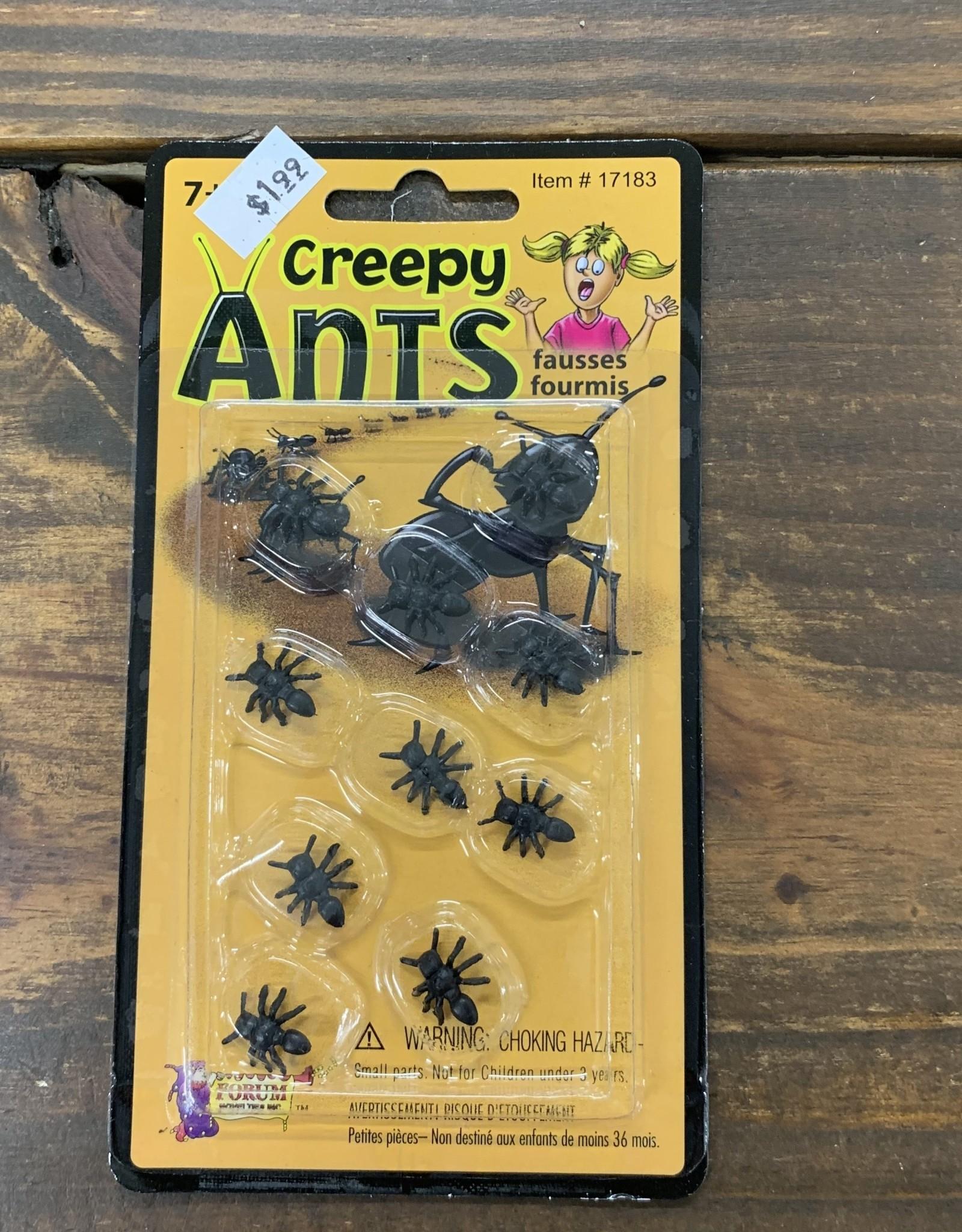 CREEPY ANTS