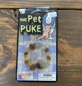 FAKE PET PUKE