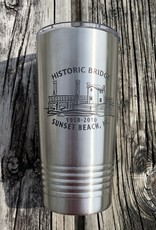 HISTORIC BRIDGE 20oz TUMBLER STAINLESS STEEL