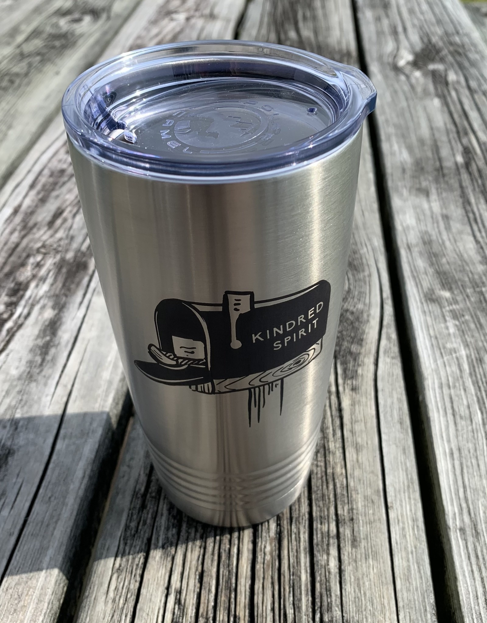 KINDRED SPIRIT 20oz TUMBLER STAINLESS STEEL