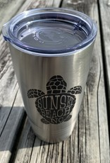 SBNC TURTLE 20oz TUMBLER STAINLESS STEEL