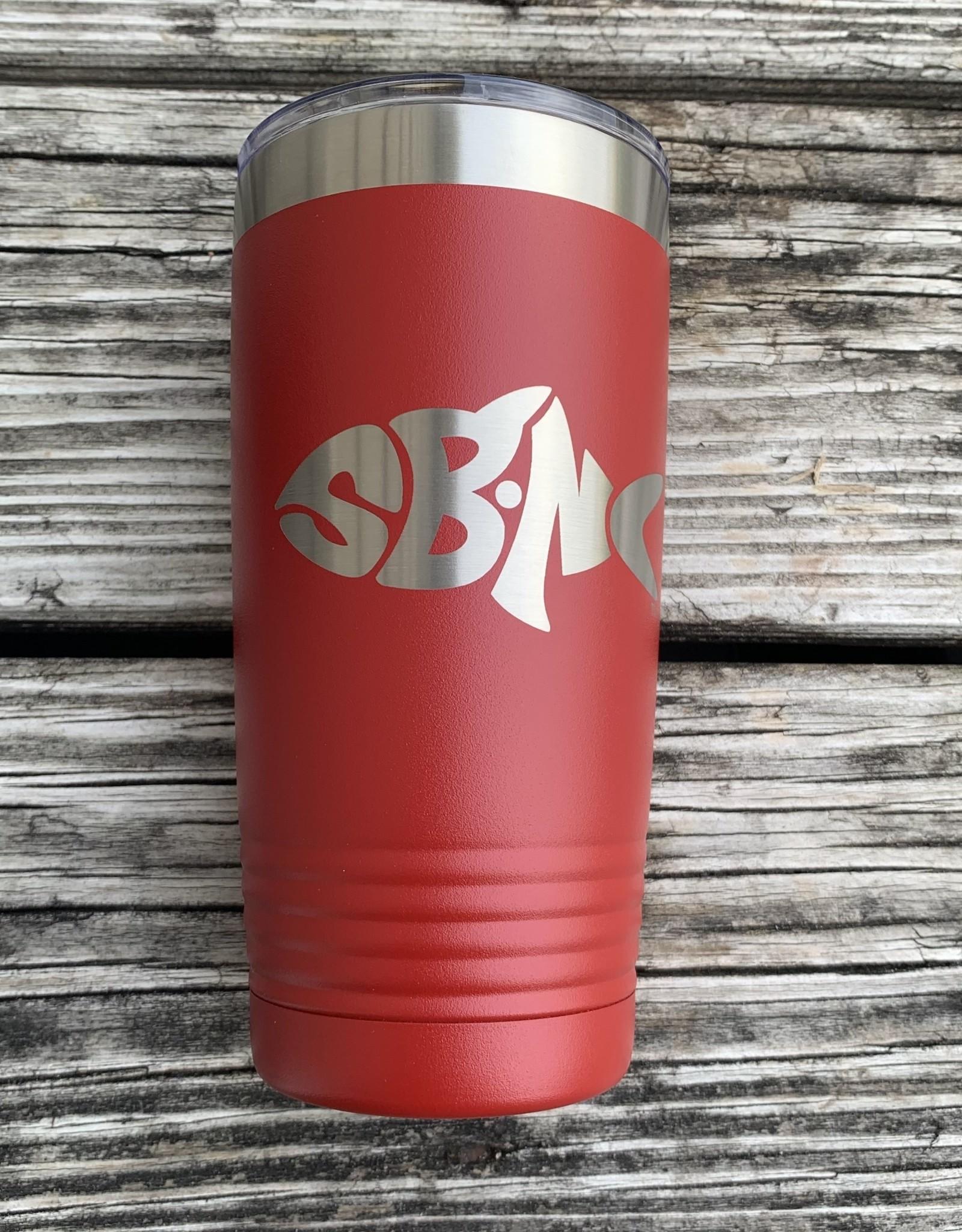 sbncfish SBNC FISH 20oz TUMBLER RED