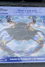 BLUE CRAB BAY PUZZLE 550PCS