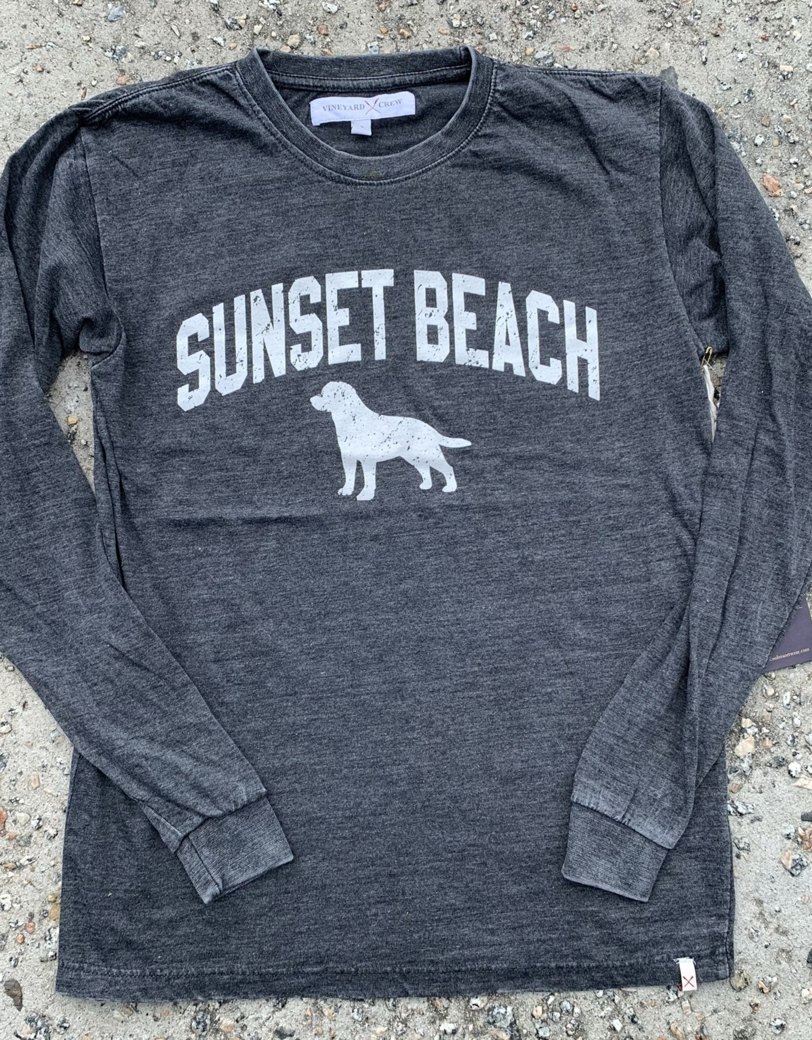 ARCH DOG SILHOUETTE LS