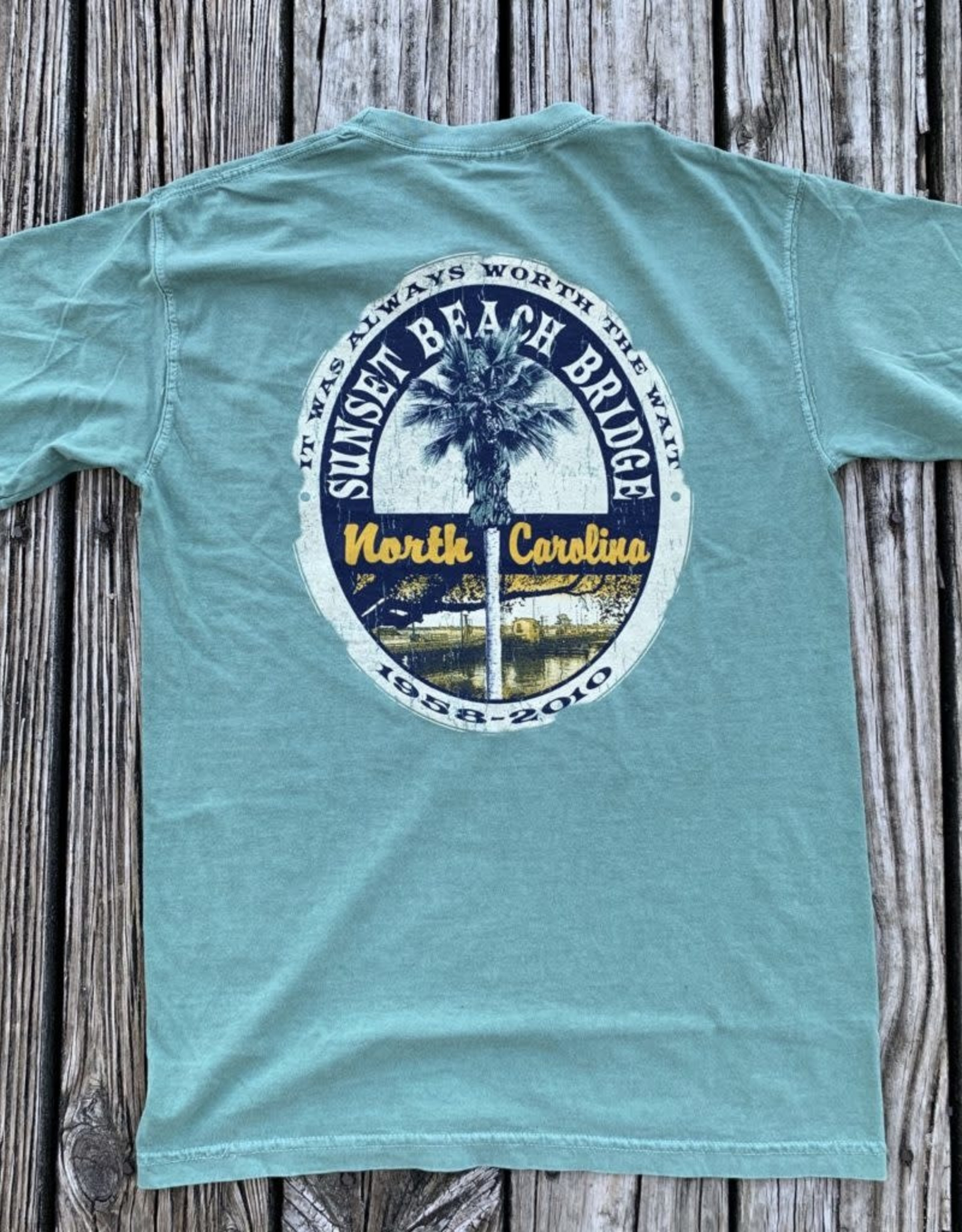 WORTH WAIT PALMETTO TEE